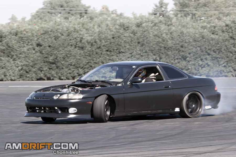Jesse Aguila's LS Powered Lexus SC300 – AMDRIFT COM