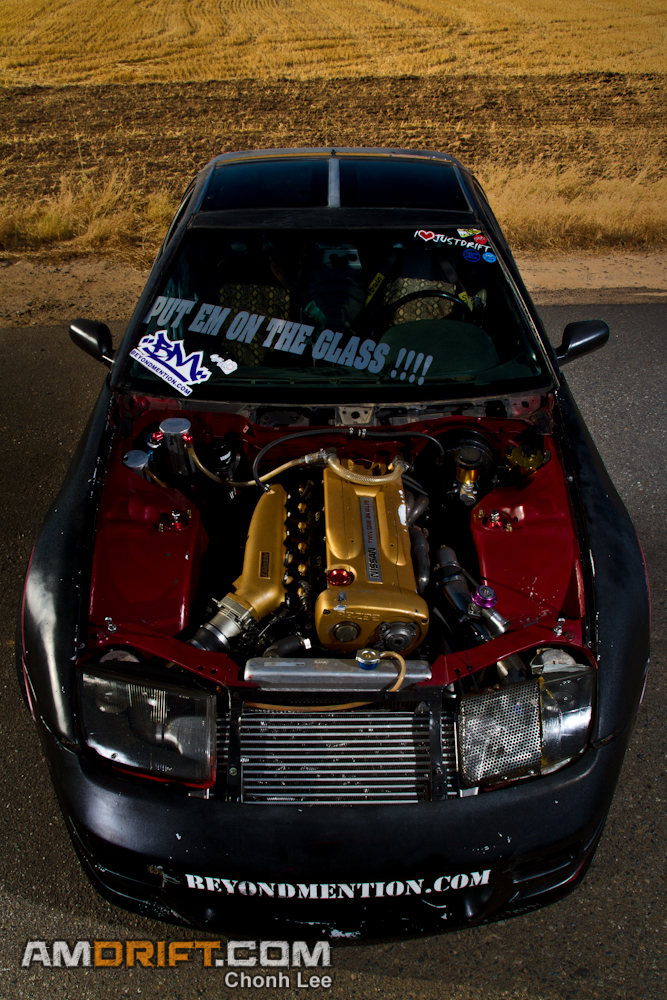 Brendan Commin S 300zx Drift Car Amdrift Com