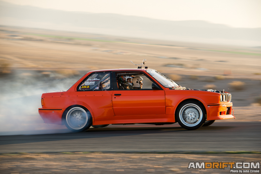 Andy Hateley – ProAm to FD in a V8 BMW E30