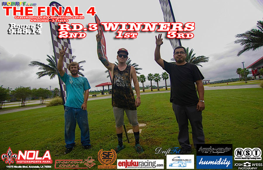Rd3-Winners