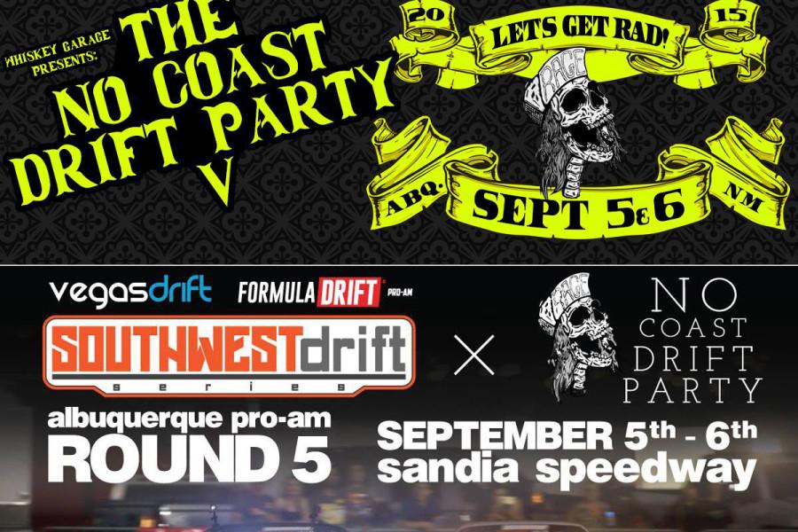 no coast southwest drift