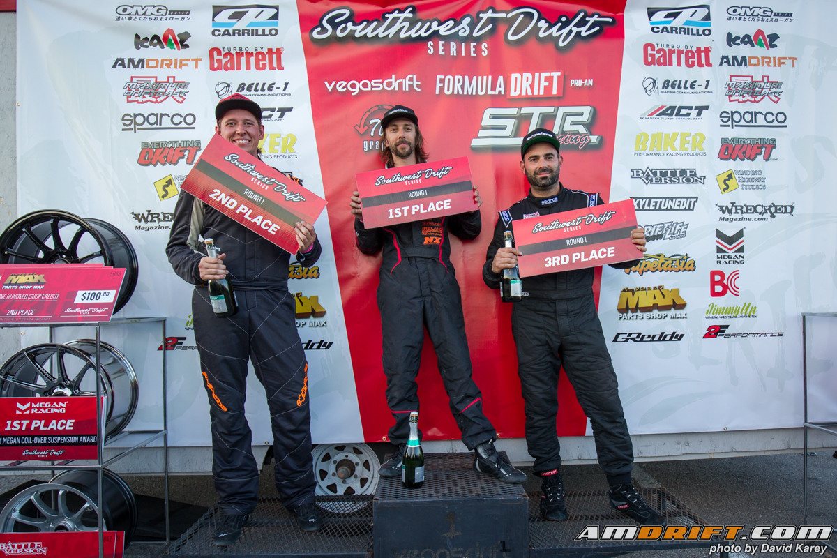 First place andy hateley second place blake olsen third place george kiriakopoulos congrats to these guys and all drivers who reached personal goals at